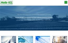 Helix  - website design by Toolkit Websites, professional web designers