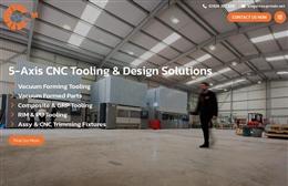 RM Design Engineering - website design by Toolkit Websites, professional web designers