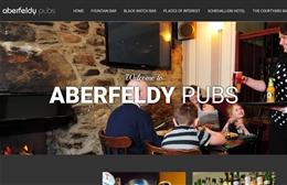 Fountain Bar Ltd - Pub website design by Toolkit Websites, professional web designers