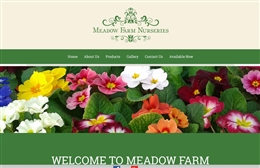 Meadow Farm Nurseries - Animal physiotherapy website design by Toolkit Websites, professional web designers