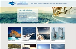 FastNet - Marine website design by Toolkit Websites, professional web designers