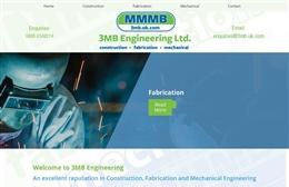 MMMB Engineering - Engineering website design by Toolkit Websites, professional web designers