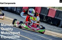 Kart Components Manufacturing Ltd - Automotive website design by Toolkit Websites, expert web designers