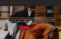 PP Equestrian - Equestrian website design by Toolkit Websites, professional web designers