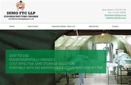 Sumo FTC LLP - website design by Toolkit Websites, professional web designers