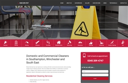 Notion Services - Electricians website design by Toolkit Websites, professional web designers